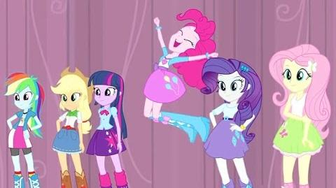 Equestria Girls (Cafeteria Song) - Serbian