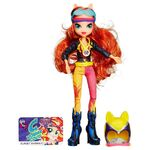 Friendship Games Sporty Style Sunset Shimmer doll