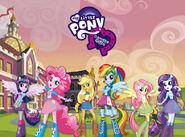 New movie - Equestria Girls