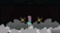 Lights dimming around Holo-Fluttershy CYOE2c