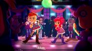 EG SS3 Apple Bloom tańczy z siostrą