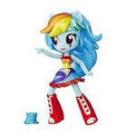 Equestria Girls Minis Rainbow Dash Fall Formal figure