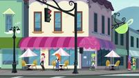 Exterior shot of the Sweet Shoppe CYOE3c