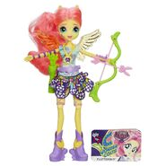Friendship Games Sporty Style Fluttershy doll