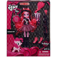 Pinkie Pie's Boutique packaging
