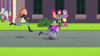 Starlight Glimmer walking like a pony EGS3