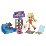 Equestria Girls Minis Applejack Living Room set