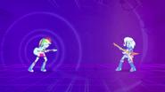 """EG2 klip """"Walka o Gitarę"""" Pojedynek Rainbow z Trixie"""