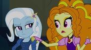 "Adagio Dazzle ""sympathizing"" with Trixie EG2"
