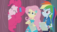 EG COYA05 Pinkie, Fluttershy i Rainbow gotowe do pomocy
