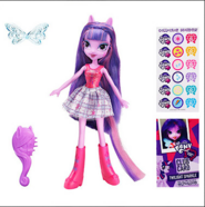 Equestria Girls Twilight Sparkle standard doll