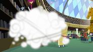 Cheerilee in a cloud of dust EG3