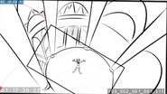 EG3 animatic - Overhead shot of Sci-Twi singing