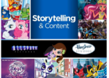 Hasbro Entertainment Plan 2016 - Storytelling and Content