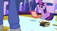 "Delivery pony ""Excuse me, Princess"" EG2"