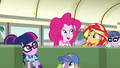 Pinkie talking about marshmallows EG4.png