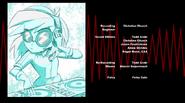EG2 DJ Pon-3 w napisach końcowych Rainbow Rocks