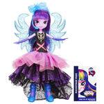 Rainbow Rocks Deluxe Dress Twilight Sparkle doll