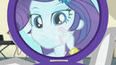 Rarity applying makeup EG3