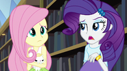 "Rarity ""that's putting it mildly"" EG3"