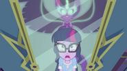 Midnight Sparkle appears behind Twilight EG4