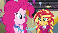 "Sunset Shimmer ""drained out of you"" EG3"