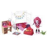 Equestria Girls Minis Pinkie Pie Slumber Party Bedroom set