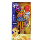 Equestria Girls Applejack standard doll packaging