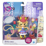 Equestria Girls Minis School Dance Applejack doll packaging