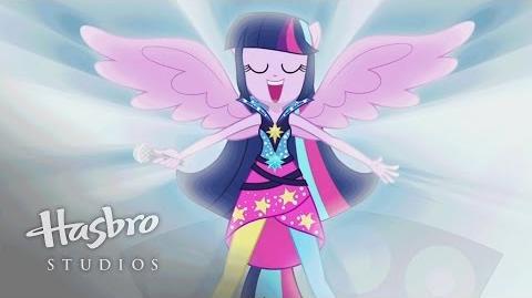 "MLP Equestria Girls - Rainbow Rocks - ""Rainbow Rocks"" Music Video"
