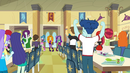 Canterlot High students whipped into a frenzy EG2