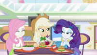 Rarity excited to be a movie star EGS3