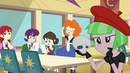 Canterlot High School drama club EG