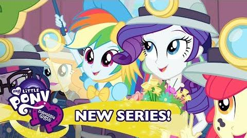 MLP Equestria Girls Season 1 - 'Happily Ever Afterparty' 🎉 You Choose the Ending