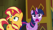 Sunset and Twilight in awe of the secret archives EGFF