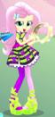 Fluttershy second Rainbooms outfit ID EG2
