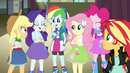 Main five agree with Rarity EG3