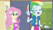 "Rainbow Dash ""we'll get to it"" EG2"