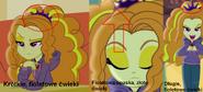 Błąd w animacji - Adagio i opaska EG RR