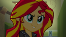 "Sunset Shimmer's ""pop quiz"" EG"