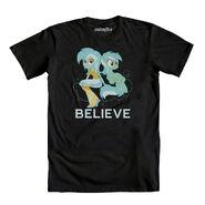 EQ Lyra Believe T-shirt WeLoveFine