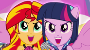 """Sunset and Twilight """"Got the music in our hearts"""" EG2"""