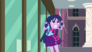 Twilight pulls at her hair EG