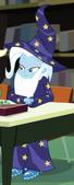 EG BT3 Trixie w kostiumie czarodzieja w klubie gier RPG