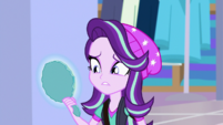 Starlight Glimmer watches the mirror crack more EGS3