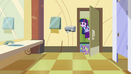 Twilight enters the student restroom EG
