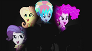 Main four on darkened background EG2