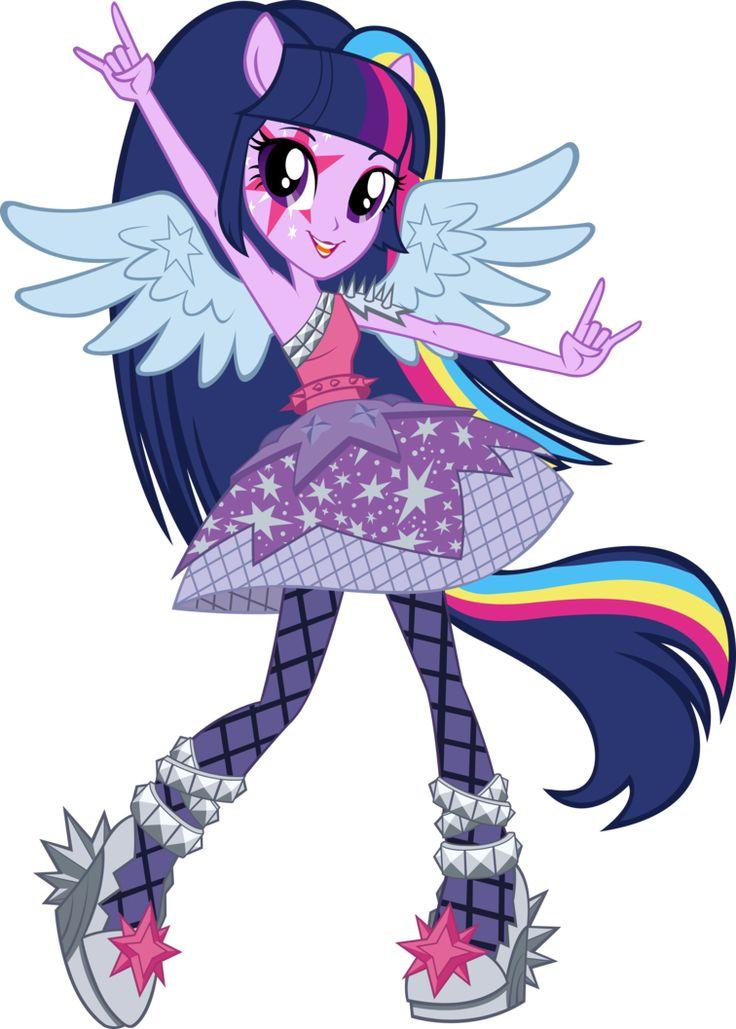 Twilight sparkle wiki equestria girls fandom powered by wikia - My little pony en humain ...