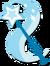 Trixie Lulamoon Cutie Mark (EqG website)