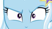 Close-up on Trixie's eyes EGFF